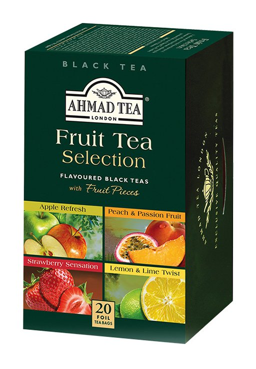 fruitteaselection