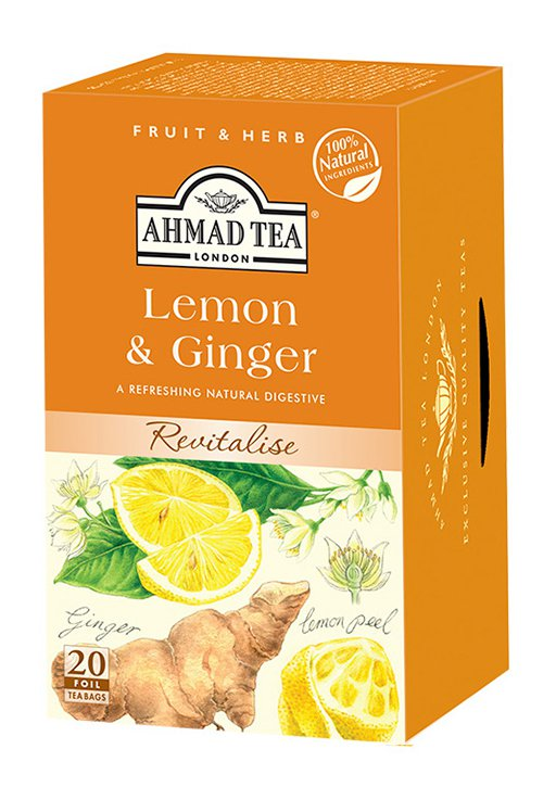 lemonandginger